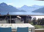House On The Beautiful Lake Lucerne