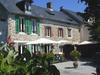 Maison En Pierre, Baie Du Mont Saint Michel,