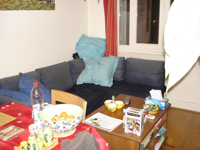 saudade intercambia casa en boulogne billancourt francia. Black Bedroom Furniture Sets. Home Design Ideas