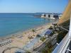 Alicante City Center In Front The Beach