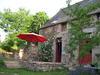 Paisible Maison De Pays & Jardin Paysagé