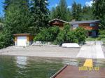 Beach House At Shuswap Lake In Magna Bay