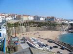 Bonito Pueblo De Playa Cerca De Lisboa