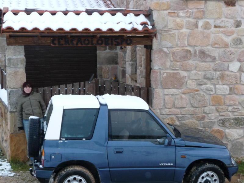 Belen intercambia casa en canicosa de la sierra espa a - Intercambios de casas en espana ...