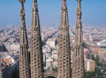 Very Close To The Sagrada Familia Church!