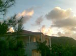 Ile De La Desirade Guadeloupe Villa Face Mer