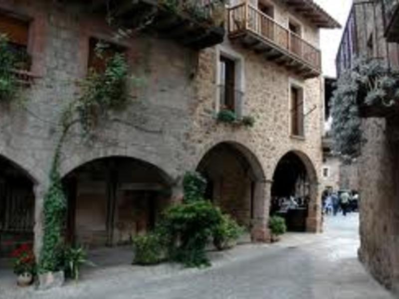 Montse intercambia casa en santa pau espa a - Intercambios de casas en espana ...