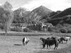 Ven A Un Pequeño Pueblo Entre Grandes Montañas