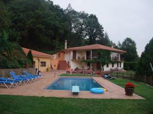 Carcopo intercambia casa en sant feliu de pallero espa a for Apartamentos en mazagon con piscina