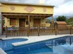 Casa Rural Con Piscina Y Chimenea