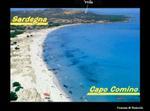 Sardegna,capo Comino,sole E Mare.