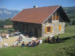 Grange Rénovée Dans Les Alpes