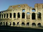 Roma A Ottobre ( Ostia ) 300 Mt Dal Mare