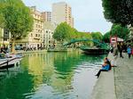 Au Coeur De Paris Sur Le Canal Saint Martin