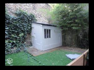Iboumaty change de maison marseille france for Cherche appartement avec jardin