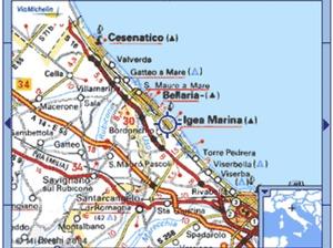 Carte Italie Bellaria.Mlc Scambia Casa In Bellaria Igea Marina Italia