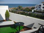 Summer In First Line Of Mediterranean Sea