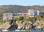 Beautiful Water View Home In St. Thomas