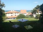 Appartement Jardinet Vue Océan Anglet Biarritz