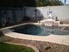 Single Story Home With Pool Near Phoenix, Az