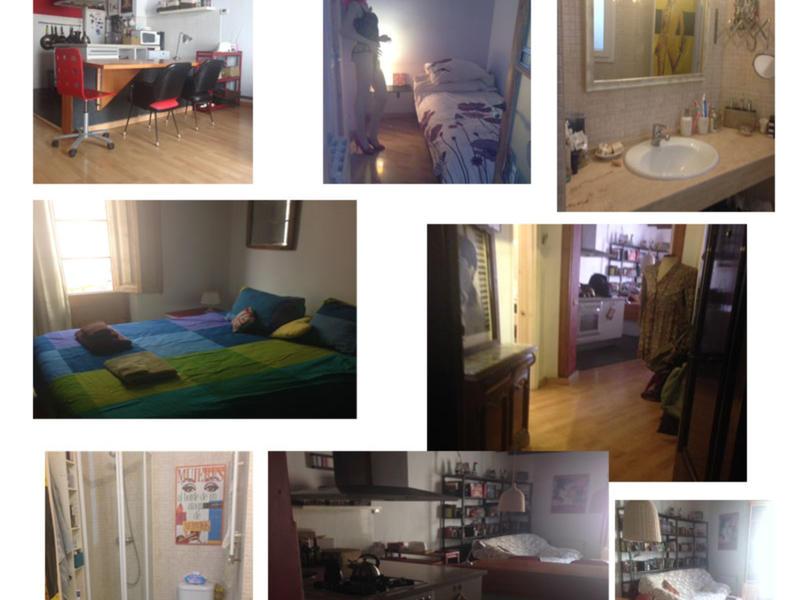 Sil intercambia casa en barcelona espa a for Piso 600 euros barcelona