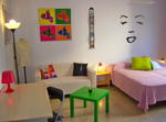 Pop Art & Design Flat In Florence - Firenze Italy