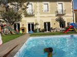 Grande Maison De Ville Avec Piscine Dans Bordeaux