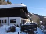 Petit Chalet De Montagne Entre France Et Suisse