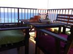 Casa Con Terraza Y Vistas Al Mar Desde Un Piso 10
