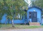 Maison En Bois Vue Sur L'eau