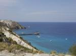 Casa A Lipari, Isole Eolie. Italia.