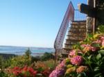 Vue Panoramique Sur La Baie De Morlaix