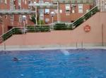 3 Room Flat Madrid Center With Pool