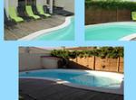 Villa Piscine à 3 Km Des Plages Meditérranéenne