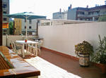 Barcelona-terrace-10 Minutes To Beach-