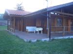 Casa De Madera En Santa Pau