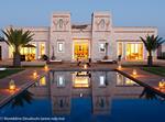 Essaouira Maison Dans Jardin Luxuriant