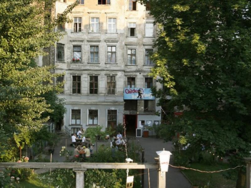 Achimbrauns change de maison berlin allemagne - Maison jardin berlin ...