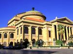 Teatro Massimo , Via S. Nicolò ,palermo