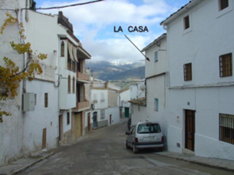 Vicente intercambia casa en quesada espa a - Intercambios de casas en espana ...