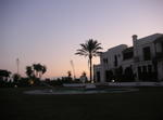 House,urbanization Front Of The Mediterraneam Sea