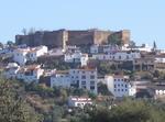 Pueblo De Trazado Medieval En La Sierra De Huelva