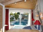 Studio, Mezzanine, Terrasse, Piscine Et Jardin