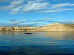 Casa Con Vista Al Mar En Peninsula Valdes !!