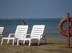 Vacanza Al Mare Con Ombrellone In Spiaggia