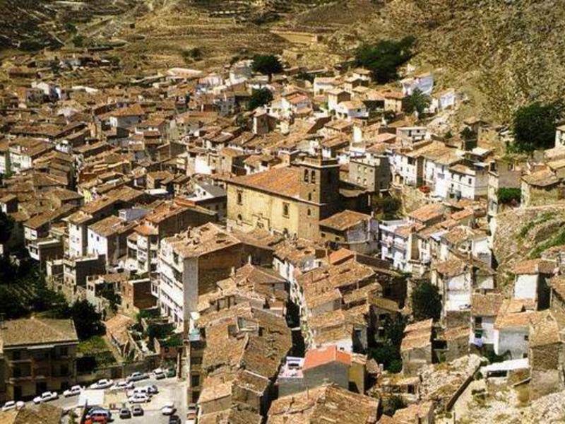 Jos mar a intercambia casa en cervera del r o alham espa a - Intercambios de casas en espana ...
