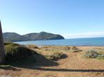 Italian Sea Near Baratti Harbour
