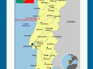 Dom Intercambia Casa En Ponte De Vagos Portugal HomeForHomecom - Vagos portugal map