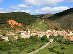 Alta Montaña En Plena Sierra De Albarracín