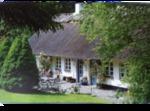 Historisches Reetdachhaus Mit Garten An Der Ostsee